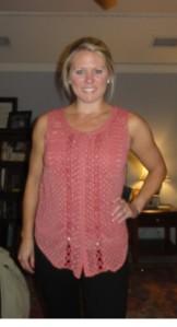 stitch fix pink shirt