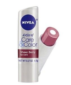 Nivea Kis of Care and Color